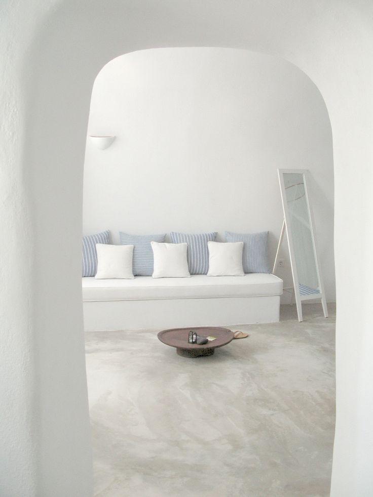my future living room. On a Greek Island. Far,far away.