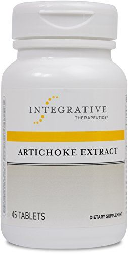 Integrative Therapeutics  Artichoke Extract  Support for Healthy Bile Flow and Liver Function  45 Tablets * Find out more about the great product at the image link.