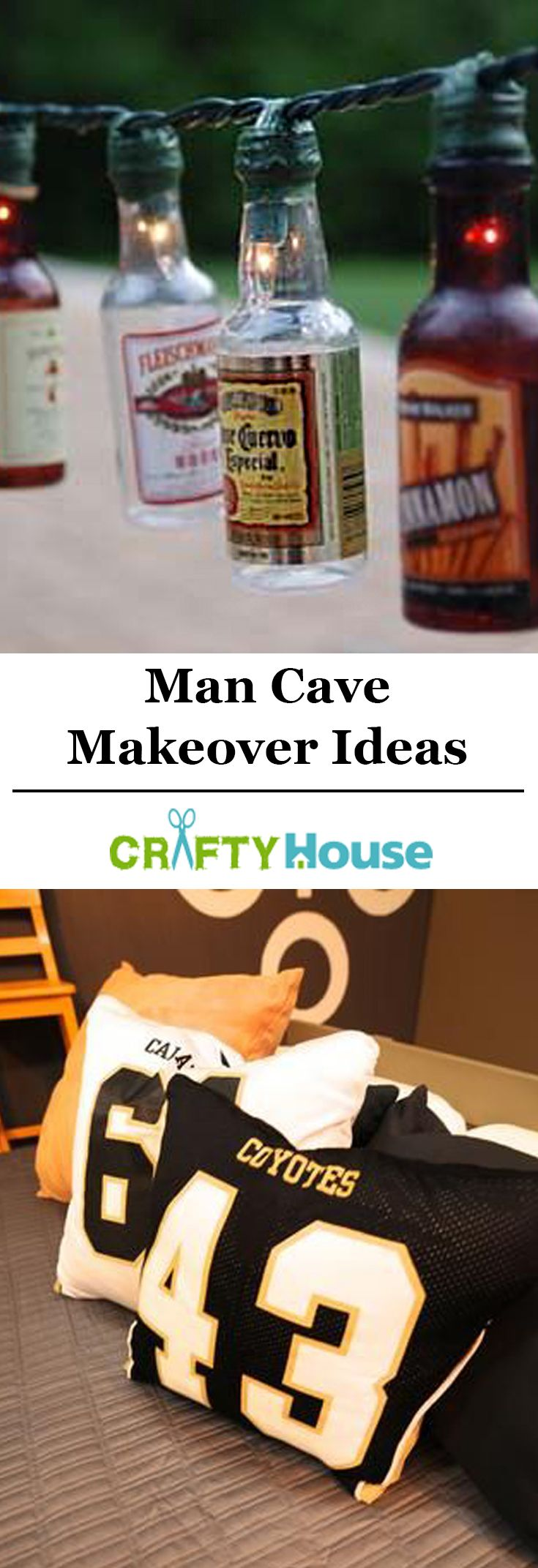 Budget Friendly Man Cave Ideas