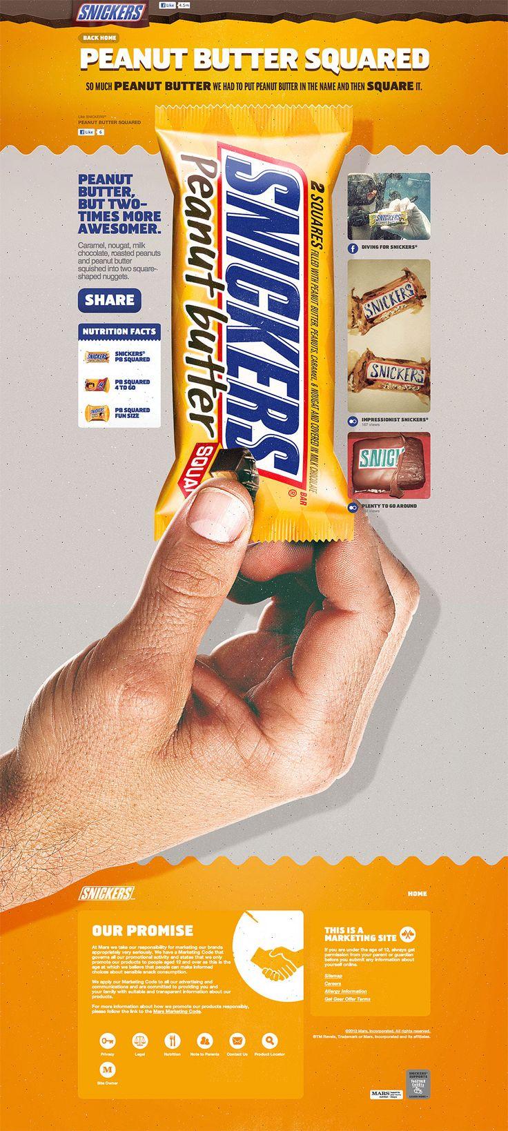 Snickers.com - Ricardo Landim