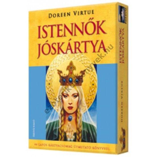 Doreen Virtue: Istennők jóskártya
