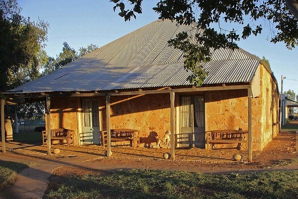 Pioneer Stone House, Boulia, Queensland