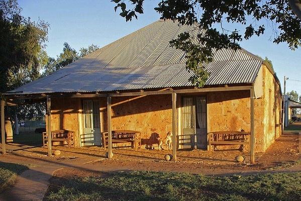 Pioneer Stone House, Boulia, Queensland