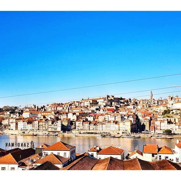 Last postcard of Ribeira neighbourhood as seen from Vila Nova de Gaia. One of the most remarkable sights of all our trips.  #ribiera #porto #portoworld #douroriver #portugal #travelgram #postcard #landscapephotography #photography #travelphotography #travelersnotebook #livingdestinations