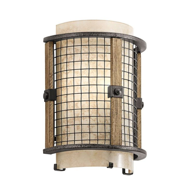 This Elstead Arhendale Wall Light Opens Up New Possibilities Sure To  Enhance Your Decor. Open. Bedroom Wall LightsChandeliers ...