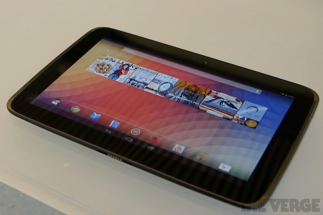Nexus 10 available November 13th starting at $399; hands-on photos and video