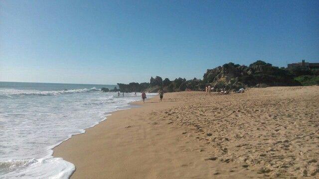 Playa de chiclana Cádiz, Spain