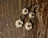 Magic Flowers Earrings
