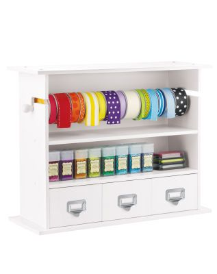 Embellishment Organizer With 3 Drawers