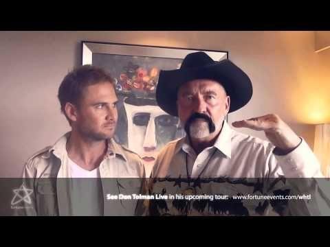 Don Tolman & Fortune Events Escaping The Big Smoke Self Care Alert #dontolman