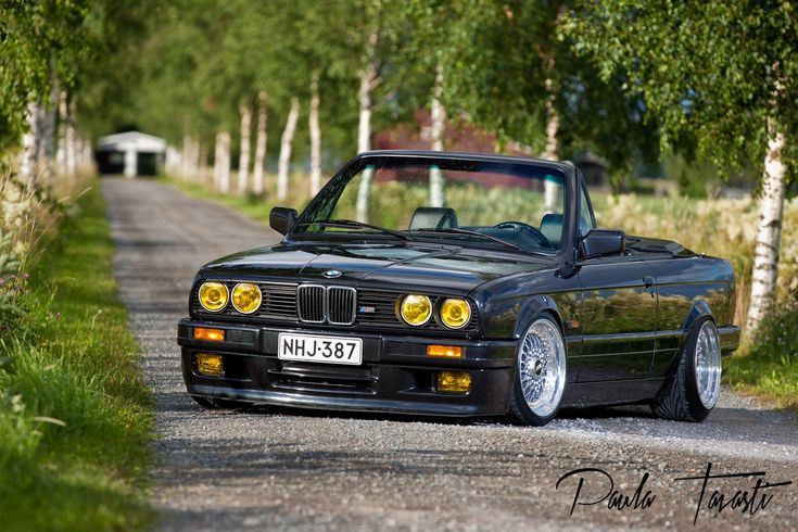 BMW E30 Convertible BBS RS White | BMW e30 from all over the world Appreciation thread - Page 33 ...