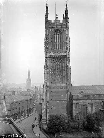 derby derbyshire england medieval | Derby Cathedral, Derby, Derbyshire