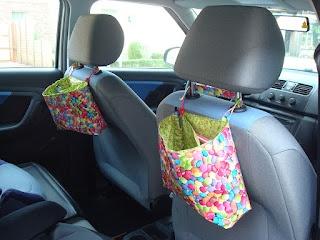orde in de auto!