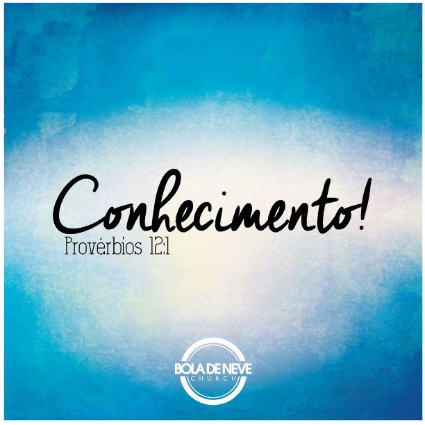"""Pv.12:1 """" O que ama a correção ama o conhecimento, mas o que aborrece a repreensão é um bruto"""" (ARC) Muitas vezes, a correção em nossas vidas se faz necessário e devemos recebê-la em amor, crendo que servirá para nosso amadurecimento e crescimento como cristãos. Quando não aceitamos a correção do Senhor e reagimos como se nos tivessem ofendido, é porque o orgulho ainda está dominando nosso coração e nos preocupamos muitas mais com que as pessoas pensam sobre nós."""