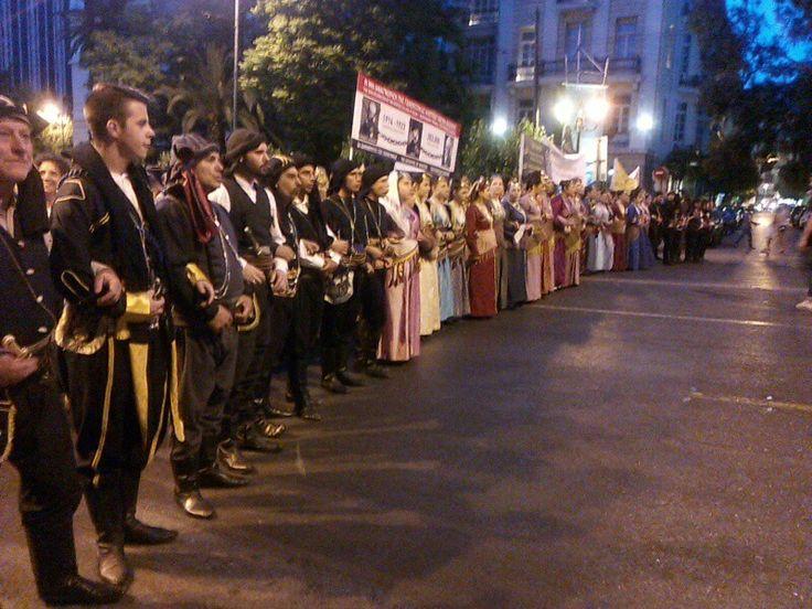 Σύνταγμα (Syntagma) στην περιοχή Αθήνα, Αττική
