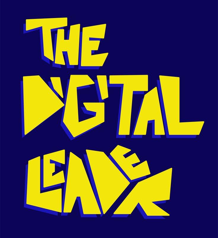 The Digital Leader #lettering