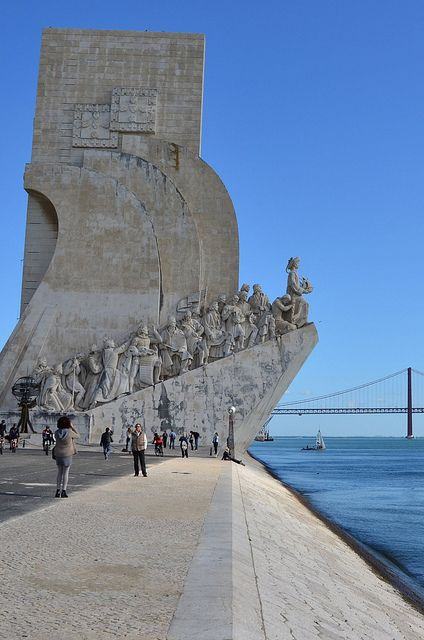 Lisbon | seafront of Belem.  20 minutes from Praça do Comércio by streetcar.