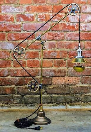steampunk lamp for sale - Google Search