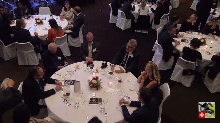 Le Diner des Elites – Reportage Suisse Romande