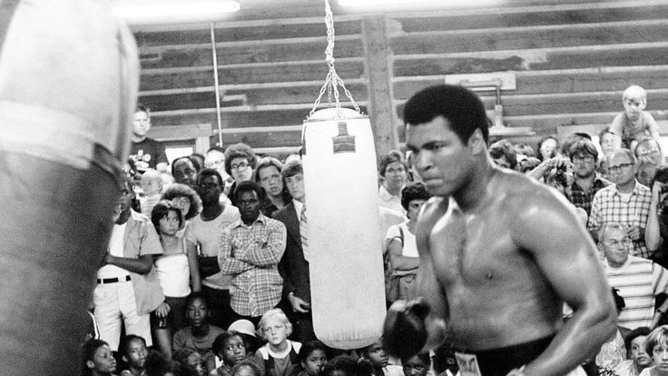 Three-time world heavyweight boxing champion, Muhammad Ali, who became one of the world's best-known sportsmen, dies aged 74 after suffering from respiratory illness.
