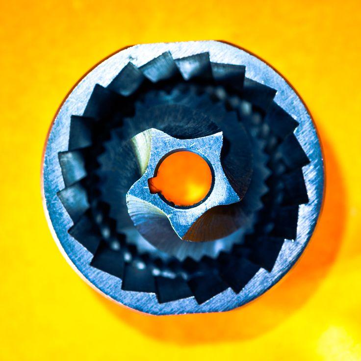 Cutter - Conventional burr set for Helor 101 precision hand grinder.
