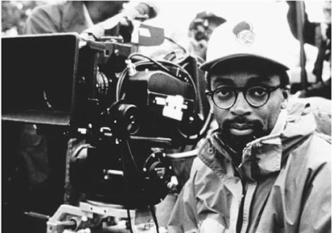 #SpikeLee | Happy 59th Birthday Spike Lee! Reminisce With Us... (Spike Lee On Set)