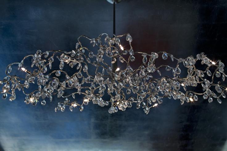 Patricia Gray | Interior Design Chandelier