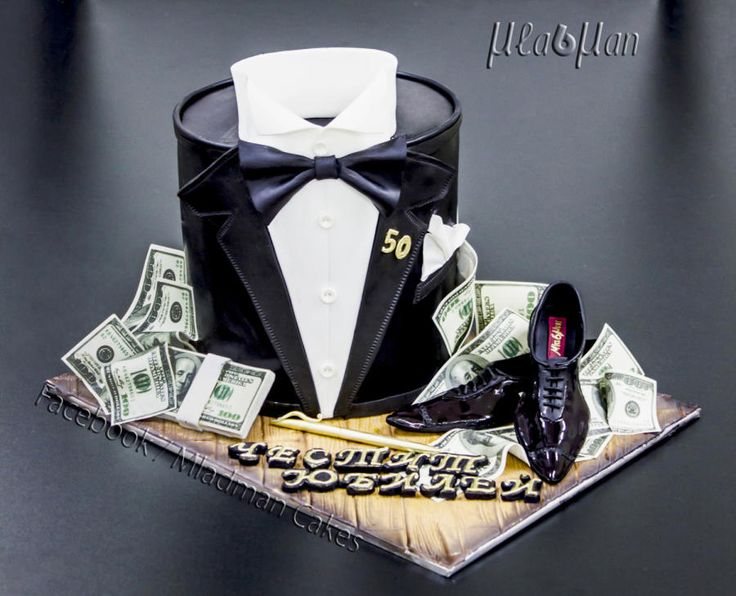 The Big Boss Cake - Cake by MLADMAN