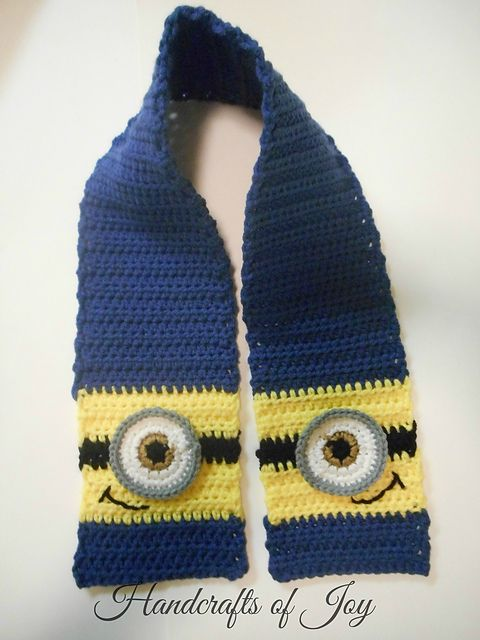 Minion Knit Hat Pattern Free : Best 25+ Crochet minion hats ideas on Pinterest Minion hats, Minion crochet...