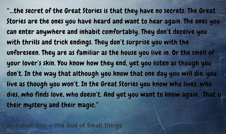 Arundhati Roy 'The God Of Small Things'