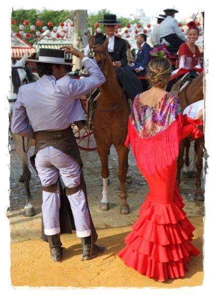 Sevilal Feria 2014