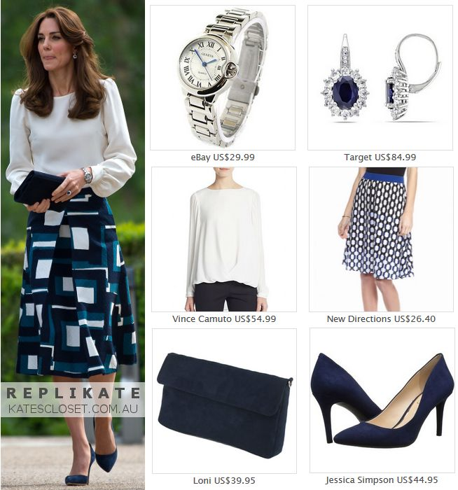 Kate Middleton, Duchess of Cambridge Outfit Inspiration ...