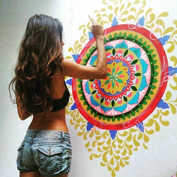 @Regrann from @goodjujutribe - 🎨🌈🌸🌻💖🌞 via @ivanise.borges ✨ - #regrann #beautiful #love #instagram #beauty #nature #bohemianstyle #feelings #hippielife #bohostyle #hippiestyle #vscoturkey #photochallenge #instadaily #vsco #girl #instacool #gipsy #hippie #hippies #bohemian #passion #photooftheday #friends #tattoo #hair #art #dreadlockstyle #peace #art