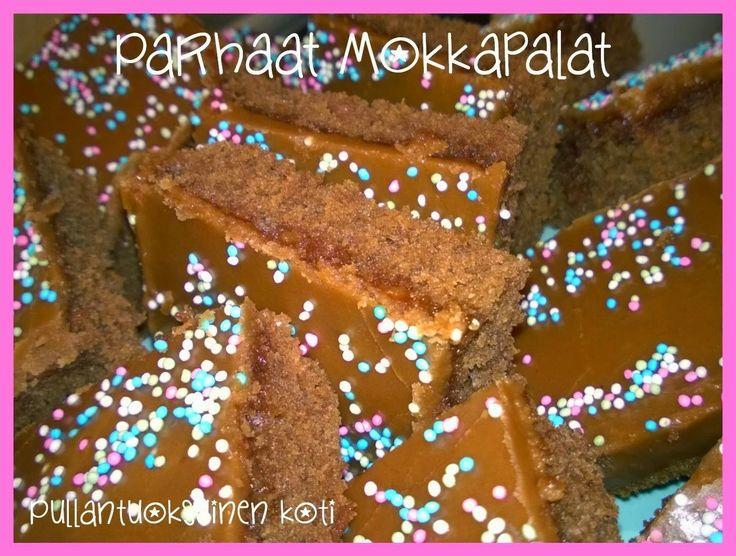 Parhaat Mokkapalat
