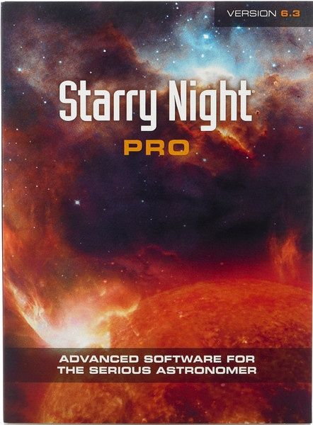 Starry Night Pro is an excellent, advanced astronomy software package -- the sort of software package you'll need if you want to find your star through a telescope.