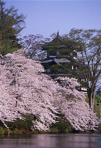 Takada castle, Japan