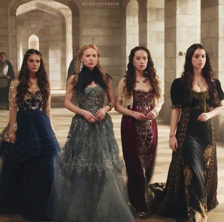These dresses are amazing, especially Kenna's and Greer's Just started watching…