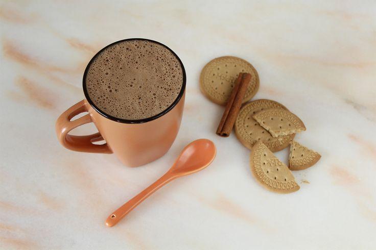 Receita de chocolate quente  fitacola.pt
