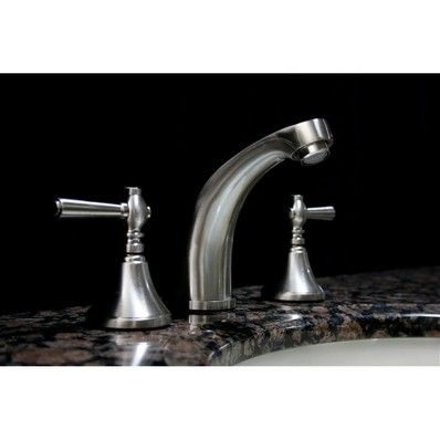 Legion Furniture Widespread Bathroom Faucet with Double Handles  ZT-2073-B at DiscountBathroomVanities.com