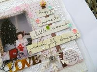 A Project by MelissaRS from our Scrapbooking Gallery originally submitted 12/10/13 at 09:33 AM