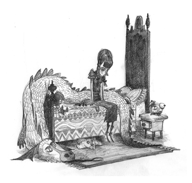 Wouter Tulp   Illustrator  : Artists, Wouter Tulip, Inspiration, Tulp Interview, Illustrations, Dragon, Character Design, Drawing