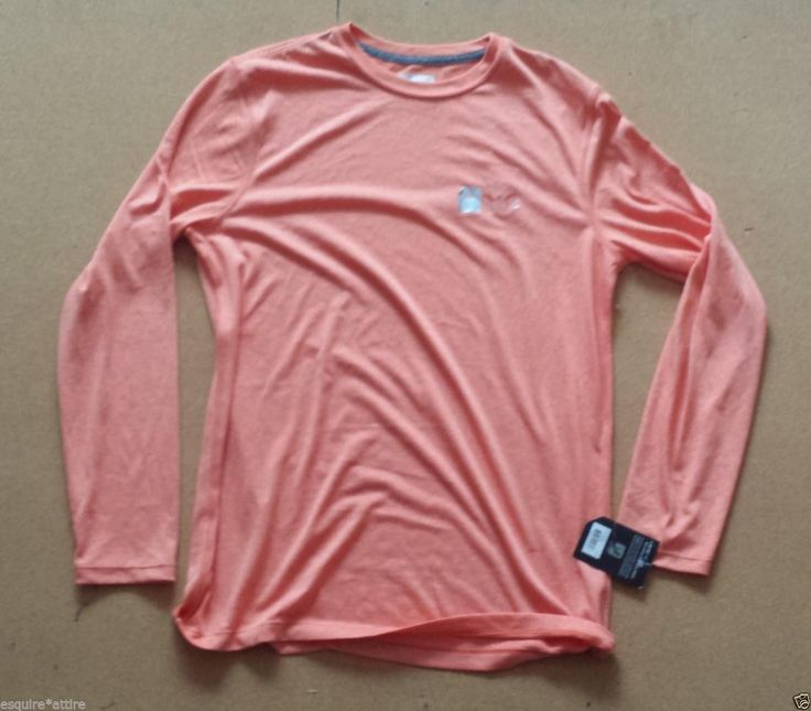 Layer 8 size M long sleeve base layer light rose (light pink) NWT  QUICK DRY visit our ebay store at  http://stores.ebay.com/esquirestore