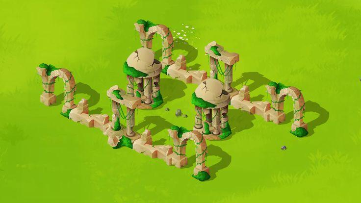 Romans ruins – new decorations soon! http://wp.me/p2Wzyb-5A #happytale