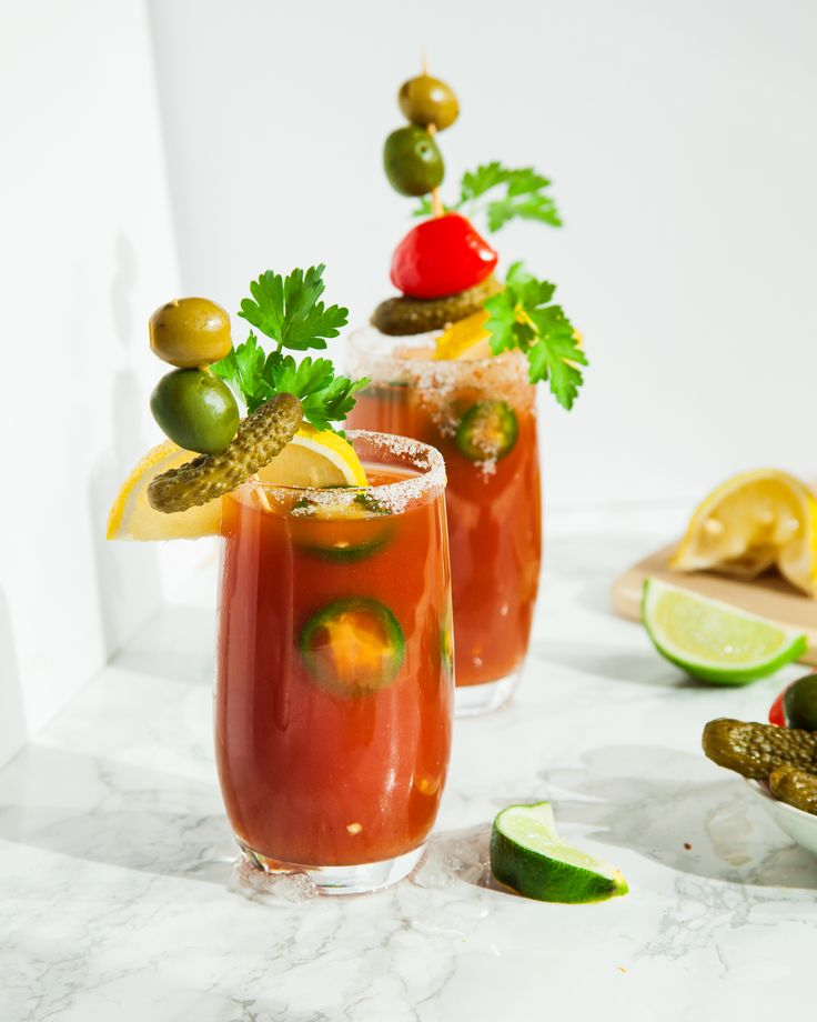 This recipe is not your classic style Bloody Mary. Instead it takes some inspiration from south of the border, by adding a smokey tequila, mezcal, and also adds gochujang. It's the perfect kick to your morning and is bringing the heat to this Bloody Mary. Mezcal Tequila Bloody Mary (Fat Tuesday Special)
