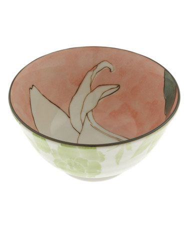 Lily Sketch Bowl #zulily #zulilyfinds