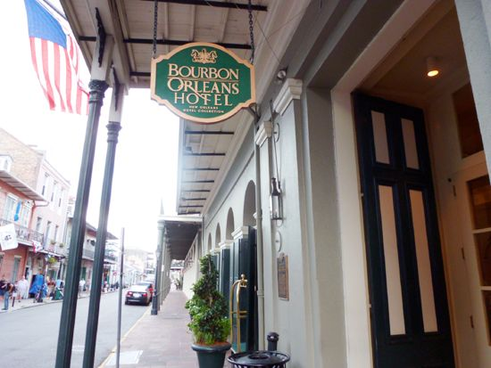 Best 25 bourbon orleans hotel ideas on pinterest for Tattoo shops french quarter new orleans