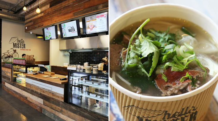 New Opening: Hello Mister