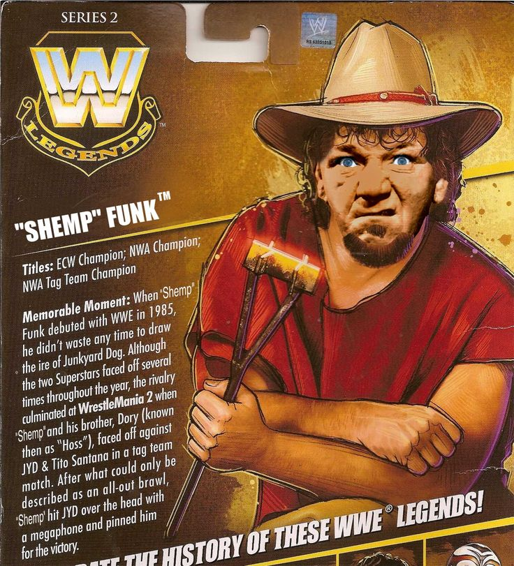 """I miss the good old days like Adrian Adonis, Lou Albano, Andre the Giant, Bob Backlund, Blue Meanie, Bezerker, Bam Bam Bigelow, Junkyard Dog, Conquistador, Spike Dudley, Dory Funk, Flash Funk, Hoss Funk, Terry Funk,"" and ""Shemp"" Funk! (Bonus points if you know where I got the original quote.)"