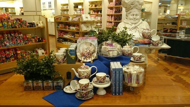 Tea paryy picnic