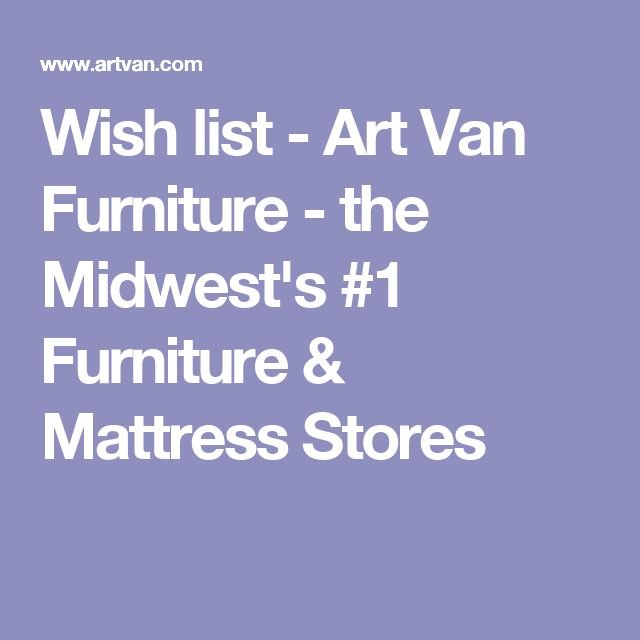 List Furniture Stores: The Midwest's #1 Furniture